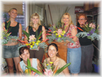 Eight Day Steward/ess Training Course Floristry