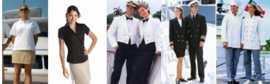 Super Yacht Uniforms